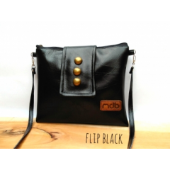 MDB Slingbags Flip Black