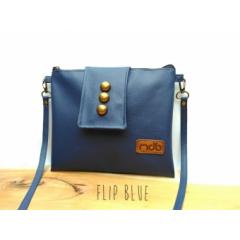 MDB Slingbags Flip Blue