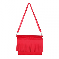 Quinta Hawaii Match Slingbags  - Red