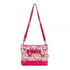 Quinta Florist Bow Slingbags - Pink