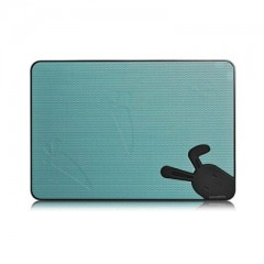 DEEPCOOL N2 Kawaii Style - 17 inch Notebook Cooler Pad (Black - Blue)