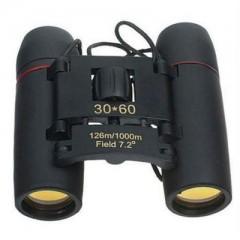 SAKURA Mini Compact Binocular - Teropong 30 x 60 Zoom (Black)
