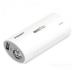 Pisen Easy Power III 5000 mAh TS-D097 - Outdoor Portable Power Bank