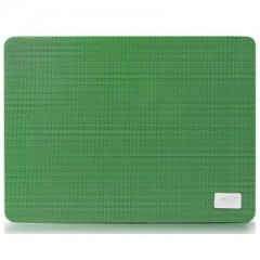 DEEPCOOL N1 Slim Metal Mesh - 15.7 inch Notebook Cooler Pad (Green)