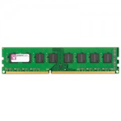 KINGSTON Memory 4GB Single Channel DDR3 PC SDRAM (PC-12800)