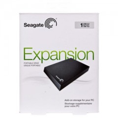 SEAGATE Expansion 1TB - USB 3.0 Portable External Hard Drive