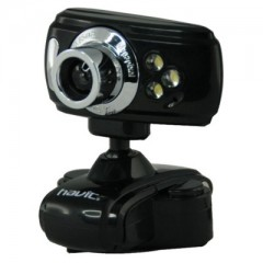 Havit PC Camera HV-V622 8MP - Webcam with Mic