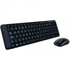 Logitech Wireless Combo MK220 - Keyboard & Mouse