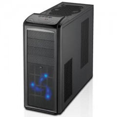 Simbadda SIM Cool SMC 5850 Full Tower PC Gaming Case - 630W PSU (Black)