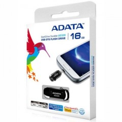 ADATA DashDrive Durable UD320 16GB - USB 2.0 OTG Combo Flash Drive