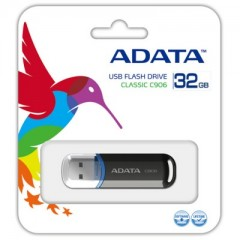 ADATA Classic Series C906 32GB - USB 2.0 Pen Cap Flash Drive