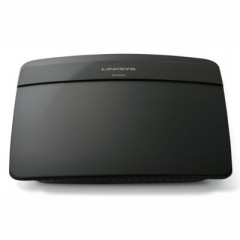 Cisco Linksys E1200 Wireless N300 - Wi-Fi Modem Router