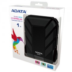 ADATA DashDrive Durable HD710 2.5 Inch 1TB - USB 3.0 External Hard Drive