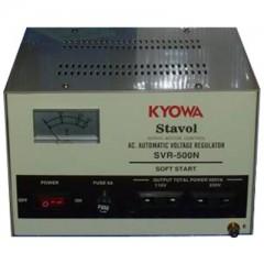 KYOWA SVR-500N 500VA Stavolt Motor - Stabilizer