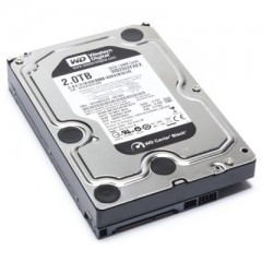 Western Digital Caviar Black 2TB 3.5 Inch SATA3 High-End Internal Desktop Hardisk