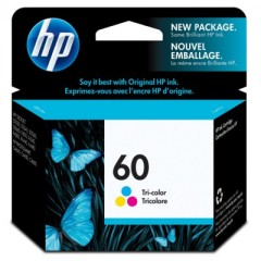 HP 60 TriColor CC643WN - Original Printer Ink Cartridge