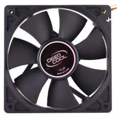 DEEPCOOL XFAN 120 - 120mm Black PC Case Cooling Fan