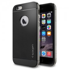 Spigen Neo Hybrid Metal Space Grey - iPhone 6 Case