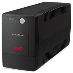 APC BX650LI-MS Back-UPS 650VA - Universal Sockets UPS