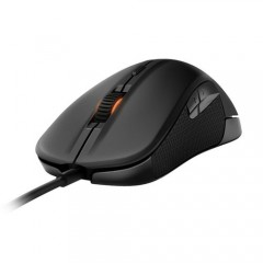 SteelSeries Rival 300 - Professional Gaming Optical Mouse (Black)