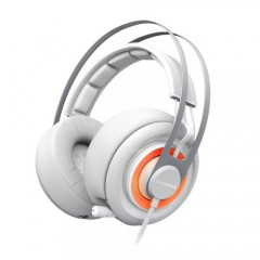 SteelSeries Siberia Elite Prism - Professional Gaming Headset (White)
