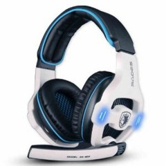 Sades SA-903 - 7.1 Channel Professional Gaming Headset
