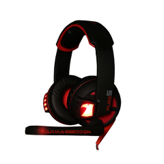 Armaggeddon Fuze 5 - 7.1 Channel Professional Gaming Headset