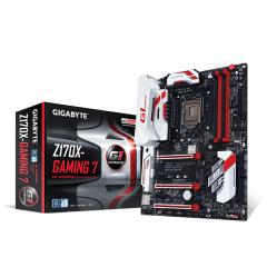 Gigabyte ATX Motherboard GA-Z170X-Gaming 7 LGA1151 (Z170, DDR4, SATA3, USB3