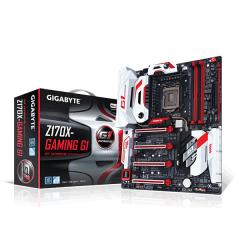 Gigabyte ATX Motherboard GA-Z170X-Gaming G1 LGA1151 (Z170, DDR4, SATA3, USB3