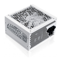 Segotep GP600T 500W 80+Titanium - Non Modular Power Supply Unit ATX