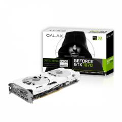 Galax NVidia GeForce GTX 1070 EXOC Sniper Version (Extreme Overclock) 8GB DDR5 PCI-E VGA Card