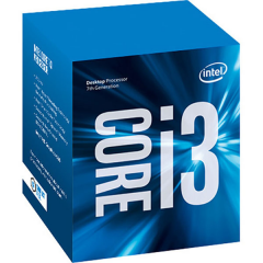 Intel Core i3-7100 LGA 1151 Kabylake Dual Core Processor (3.9 GHz Cache 3M)