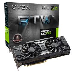 EVGA NVidia GeForce GTX 1060 FTW+ Gaming 6GB DDR5 PCI-E VGA Card