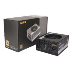 SAMA Armor 550W 80+Gold - Full Modular Power Supply Unit ATX