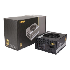 SAMA Armor 650W 80+Gold - Full Modular Power Supply Unit ATX