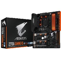 Gigabyte ATX Motherboard GA-Z270X-GAMING K5 LGA1151 (Z270, DDR4, SATA3, USB3)