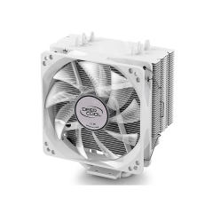 DEEPCOOL GAMMAXX 400 White -  CPU Cooler with 12cm White LED Fan