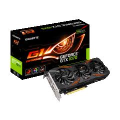 Gigabyte NVidia GeForce GTX 1070 G1 Gaming 8GB DDR5 PCI-E VGA Card