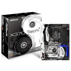 Asrock ATX Motherboard X370 Taichi AM4 (DDR4, SATA3, USB3)