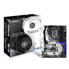 Asrock ATX Motherboard Z270-Taichi LGA1151 (DDR4, SATA3, USB3)