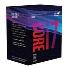 Intel Core i7-8700 LGA 1151 Coffeelake Hexa Core Processor (3.2 GHz Cache 12M)