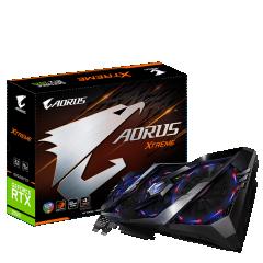 Gigabyte Aorus NVidia GeForce RTX 2070 Xtreme 8GB DDR6 PCI-E VGA Card