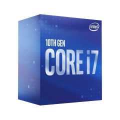Intel Core i7-10700F LGA 1200 Cometlake Octa Core Processor (2.9 GHz Cache 16M)
