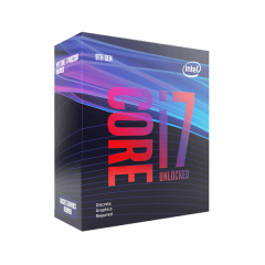 Intel Core i7-9700KF LGA 1151 Coffeelake Octa Core Processor (3.6 GHz Cache 12MB)