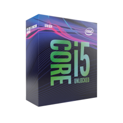 Intel Core i5-9600K LGA 1151 Coffeelake Hexa Core Processor (3.7 GHz Cache 9MB)