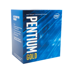 Intel Pentium Gold G-5400 LGA 1151 Coffeelake Dual Core Processor (3.7 GHz Cache 4MB)