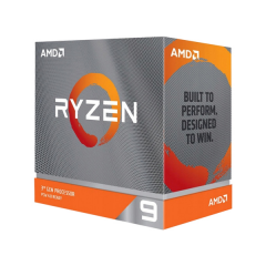 AMD Ryzen 9 3900X AM4 Dodeca Core Processor (3.8 GHz Cache 64M)