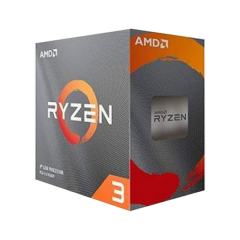 AMD Ryzen 3 3300X AM4 Quad Core Processor (3.8 GHz Cache 16M)
