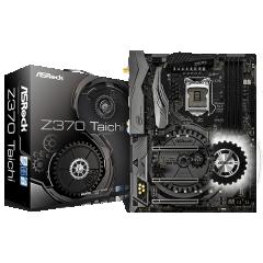 Asrock ATX Motherboard Z370 Taichi LGA1151 (Z370, DDR4, SATA3, USB3)