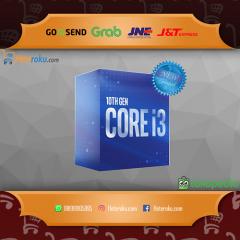 Intel Core i3-10100 LGA 1200 Cometlake Quad Core Processor (3.6 GHz Cache 6MB)